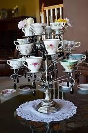 Tea Set Display Stand For Sale Teacup Stand Display IRON Tea Cup Saucer Display Stand 100 Tiered 3