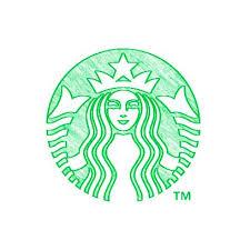 starbucks logo coloring page. Wonderful Starbucks Drawn Log Starbucks  Free Pnglogocoloring Pages Drawn To Starbucks Logo Coloring Page G