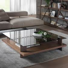 coffee table square popular pacini e cappellini clo nk bronze for 14