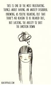 Anxiety Quotes Beauteous Quotes On Anxiety HealthyPlace