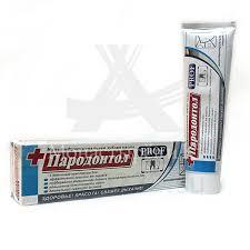 Купить <b>Зубная паста</b> Пародонтол Prof по низкой цене в интернет ...