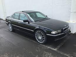 Used BMW 735i | 2001 735i for sale | Black River BMW 735i sales ...