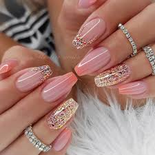 Cute Nail Designs 2019 45 Cute Nail Designs For Summer In 2019 Nails Art Ideas To Try