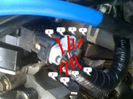 how to wire ve distributor to b b engine harness 3 cam position sensor 3 4 cam position sensor 4 5 distributor resistor ign check 6 ign switch 7 ground 8 distributor power ign signal