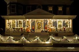 Small Picture Outdoor Christmas Decorating Ideas for an Amazing Porch
