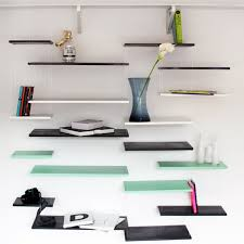 Thin Floating Shelves The Wall Saver shelves by Frederic Julian Rätsch 2