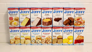 Gone are the gobs of cheese and ground beef, but all the flavor remains. Every Single Box Of Jiffy Mix Baked And Tasted