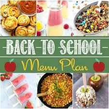 Party Menu Back To School Party Menu Plan House Of Nash Eats