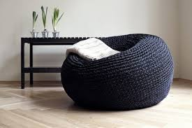 Indoor Bean Bag Chair.