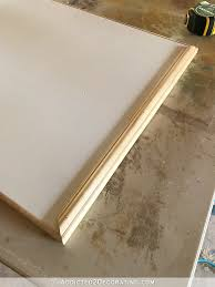 Simple Diy Cabinet Doors Make Cabinet Doors With Basic Tools