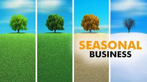 season al seasonal business what should seasonal business do in the off