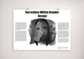 surrealism in graphic design essay poster on behance this is the poster which introduces my essay about surrealism and graphic design in this essay i have analysed two things where the ideas came from in