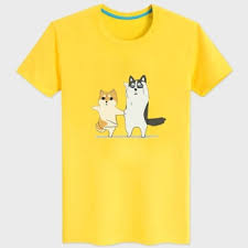 pioneer menand 39 s clothing. shiba god annoying dog short sleeve summer mens cotton tshirt men and women couple pioneer menand 39 s clothing