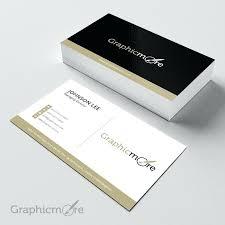 Business Card File Box Black Creative Business Card Template Design