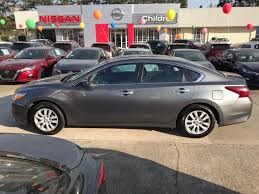 Used 2018 Nissan Altima 2.5 S For Sale Near Milledgeville, GA
