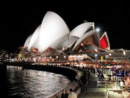 the sydney opera house attracts more than 8 million visitors annually according to its official