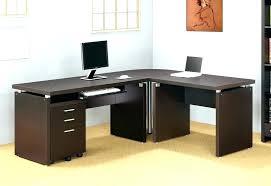 l desk ikea shape office desks shaped regarding remodel 17