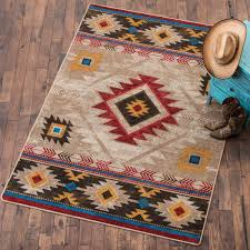 southwest rugs 8 ft round whiskey river natural rug lone star