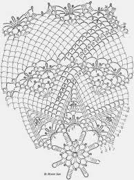 Crochet Tablecloth Pattern Unique Crochet Tablecloth Pattern Large Lace Dolly ⋆ Crochet Kingdom
