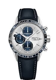 raymond weil freelancer men s blue automatic chronograph 7731 sc3 65521