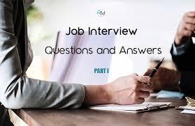 Interview Questions For New Graduates Job Interview Questions And Answers For Fresh Graduates Archives