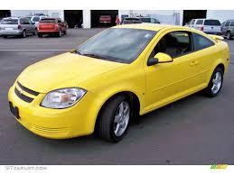 2009 Rally Yellow Chevrolet Cobalt LT Coupe #31850890 | GTCarLot ...