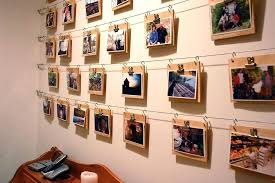 picture hanging ideas without frames picture frame pleasing how to hang fabric on walls without nails design inside ideas for hanging pictures without