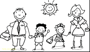 family coloring pages brilliant pictures for toddlers holy page with u kindergarten p