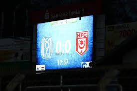 Hassan amin traf zum 1:0 (10.). Sv Meppen Hallescher Fc Chemie Halle