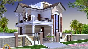 1350 square feet small double storied house kerala home design
