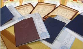Ректоры вузов планируют отказаться от диплома единого образца  Ректоры вузов планируют отказаться от диплома единого образца
