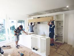 Kitchen Bulkhead How To Design And Install A New Kitchen George Tenielles First