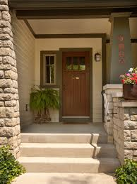 craftsman style front doorCraftsman Style Entry Door  Houzz