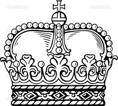 Small Picture Coloring King Crown Coloring Page