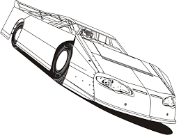 Coloring Pages Race Car Racecar Page Printables Free For Kids
