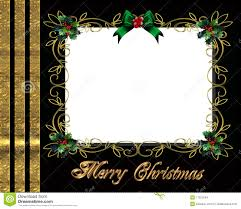 christmas border photo frame elegant stock images image 17321094 christmas border photo frame elegant