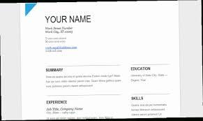 Free Google Resume Templates Enchanting Free Google Resume Templates 40AEJ Google Docs Resume Templates