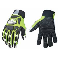 Youngstown Gloves Size Chart Youngstown Titan Xt Kevlar Lined Extrication Gloves