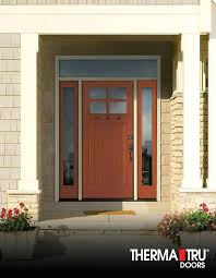 exterior doors with sidelites classic craft canvas collection fiberglass door and painted emotional door and transom