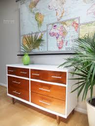painted mid century furnitureHow I Paint Mid Century Furniture  Martha Leone Design