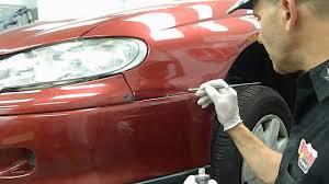 touch up paint demonstration s automotive touch up paint australia