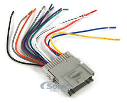 metra 70 2003 wiring harness for select 1998 2009 gmc vehicles product metra 70 2003