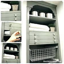 no linen closet storage ideas bed lin