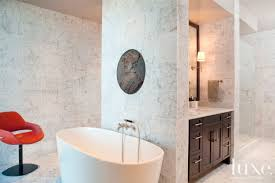 White Marble Bathroom - White marble bathroom