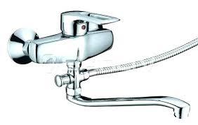 bathtub spout diverter repair bathtub faucet leaking when shower is on