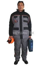 pro long warm winter work jackets mens safety winter coats with padding