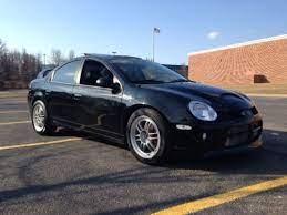 2004 Dodge Neon Srt 4 Sedan 4 Door 2 4l Srt Dodge Neon