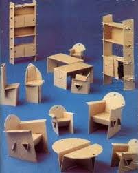 how to build miniature furniture. How To Build Dollhouse Furniture Out Of Cardboard Miniature