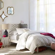 Morocco Bed - White | west elm