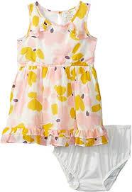 Amazon Com Kate Spade New York Kids Baby Girls Ruffle Hem